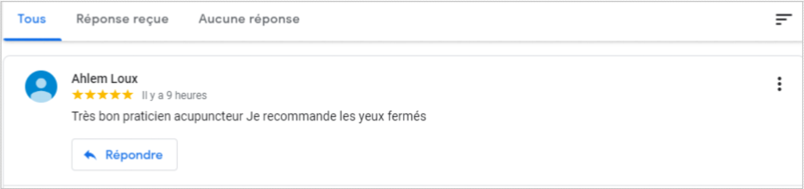 Témoignage Mme Loux
